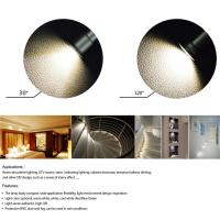 Best Mini Led Spotlight 1W Recessed Under Cabinet Light Showcase TV Rooms Decorative Lighting 12V 3V Down Light Led Lamp wholesale