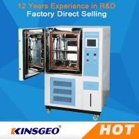 Best LCD or PC -50~150℃ Control Environmental Test Systems with 1 year Warranty wholesale