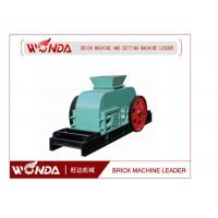 Fly Ash Brick Jaw Crusher Equipment All Steel  With Safety Protection Device
