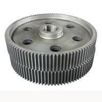 Best Professional Marine Steel Spur Gears , Heavy Duty Machine Parts Gears wholesale