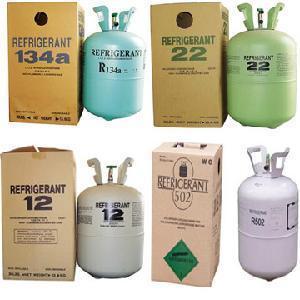 Cheap Refrigerant Gas R134A R22 R12 R11 for sale