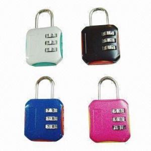 Best 4-digit Combination Padlocks, Measures 81x43x21mm wholesale