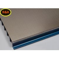 Cheap Welded Sieve Mesh Sheets , Woven Wire Mesh Sieves Mineral Processing for sale