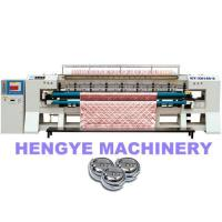 China Computerized Rotating Hook Multi-needle Quilting Machine on sale