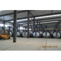 Cheap Industrial Insulated AAC Autoclave With Autoclaved Aerated Concrete Block ASME for sale
