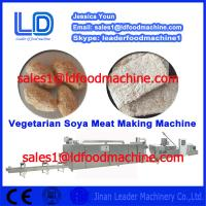 Best 2015 Hot sale Automatic Bontex Soya Nugget Food making machine wholesale
