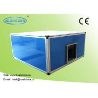 Best Chilled Or Hot Water Central Air Handling Units Low Noise Color Plate Industrial / Commercial wholesale