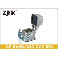 Best Bulkhead Mounting Housing Industrial Connector With Cover H3A-BK-1L-MCV H3A wholesale