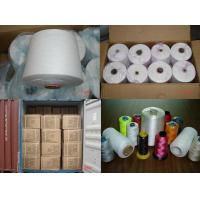 China Polyester Ring Spun Yarn.Sewing thread on sale