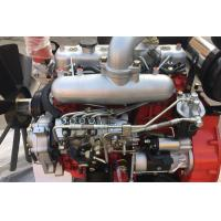 Best 3000rpm ISUZU technology 4JB1-TG2 diesel engine prime power 65KW for power of  the fire fighting pump in red wholesale