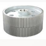 Best Alloy Steel Machined Spur Gears , Large Low Speed Gearbox Gears wholesale