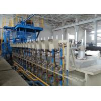 Best High Carbon Steel Hot Dip Galvanizing Line , Automatic Hot Dip Galvanizing Machine wholesale