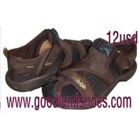 Best 2012 fashion beach sandals shoes men wholesale