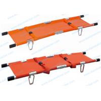 Best Patients Emergency Rescue Stretcher Light Weighted Aluminum Alloy Framed wholesale