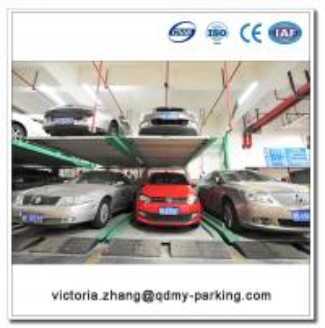 China Puzzle parking System Plc Computer Control Garage China Parking Lift Basement on sale