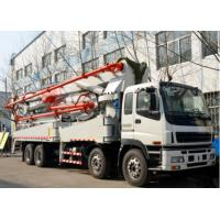 Best 37 Meter Used Concrete Pump Truck Dongfeng Brand 1200mmx2490mmx3850mm wholesale