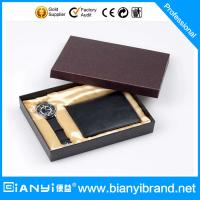 Best Gift set wrist watch and wallet wholesale