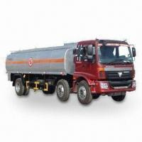 Best Tank Truck, Made of 5mm Carbon Steel, Measures 9,600 x 2,500 x 3,300mm, Weighs 9,700kg wholesale