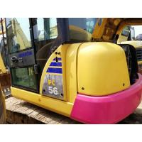 Best PC56 Second Hand Komatsu Excavator 4.6km/H / 5 Tons Used Construction Equipment wholesale