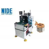 Best Double Side Motor Stator Coil End Lacing Machine Middle Size With CCC Certificate wholesale