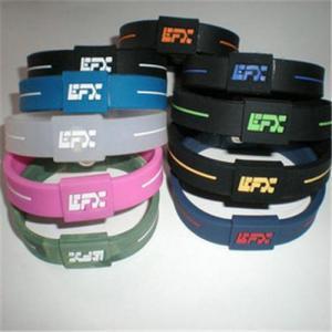 China EFX wristband power balance wristband on sale