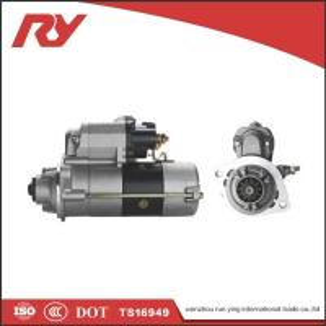 Best 12V 3KW Road Machinery Truck Cummins Starter Motor 3KW Metal Shell 42800-5230 H07C wholesale