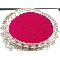 Best High Color Strength Organic Red Pigment , Pure Pigment Red 122 C22H16N2O2 wholesale