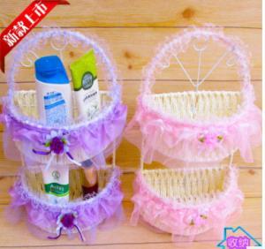 Best Weaved Paper rope storage basket/box wholesale