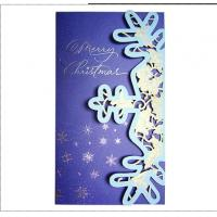 Best Christmas Greeting Card, Paper Card, Holiday Card, wholesale
