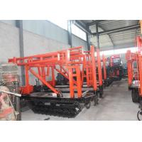 China Full Hydraulic Diamond Core Drilling Machine Water Well Drilling Rig for Mining Exploration on sale