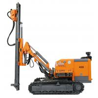 Buy cheap Mature Model DTH Drilling Rig 3 / 4 Inch Hammer And Bits For Mining ZGYX - 420 from wholesalers