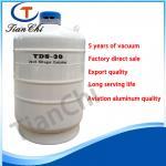 Best Biological freezing cryogenic tanks 30 L ln2 dewar tank in wedding industry wholesale