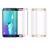 Buy cheap Strongest Adhesive Samsung Galaxy S6 Screen Protector Scratch Proof 3D Curved product