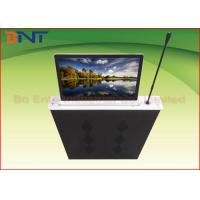 Best Aluminum Alloy Integrated Ultra Thin LCD Monitor Lift With Touch Panel Control wholesale