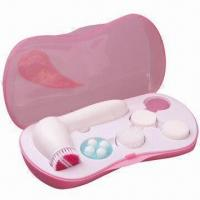 Best Face Beauty Massager with 6 Replaceable Heads wholesale