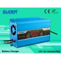 Best Suoer Intelligent 40A 12V Car Battery Charger with Jump Start Function wholesale