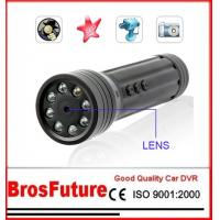 Best Mini USB Sports CMOS Camera HD Camcorder with Night Vision with Flashlight 1.3Mega Pixels wholesale