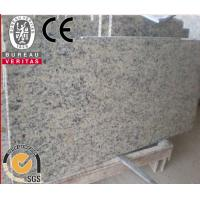China Santa cecilia Slabs light Gold dark yellow granite tile flooring on sale