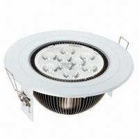 Best High-power LED Downlight with Cree SMD Type and 12V Voltage wholesale
