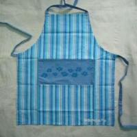 China Children's Apron with Pocket, Made of 100% Cotton Twill on sale