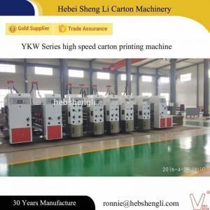 Best Carton Printing Die Cutting And Creasing Machine Lead Edge Feeder wholesale