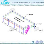 Best Q235 Industrial Mezzanine Racking System, ISO9001 Metal Mezzanine Systems wholesale