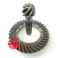 Best 20CrMnTi Skew Hypoid Hypoid Spiral Bevel Gears Ratio 7*34 Transmission System wholesale