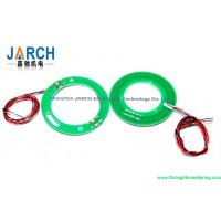 20mm Disk Pancake slip ring , supper thin flat slip ring from JARCH thickness:5mm