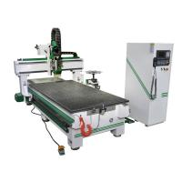 Best Automatic CNC Router Woodworking Carving Machine 1325 Linear Tool Storage wholesale
