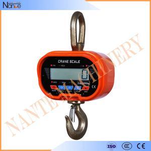 China Orange Rotatable Crane Hook Block American Standard Rechargeable Battery on sale