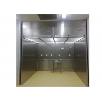 Best Electrical Stainless Steel Sampling / Weighing Booth For GMP Factory wholesale