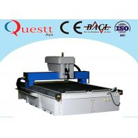 Best Easy Maintenance CNC Metal Laser Cutting Machine 1000W With Humanization Design System wholesale
