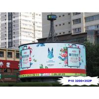 China High Brightness Front Service LED Sign Outdoor Full Color P6 P8 P10 200-800W on sale