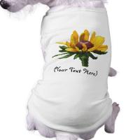 Best Wholesale dog plain t-shirts 100% cotton wholesale